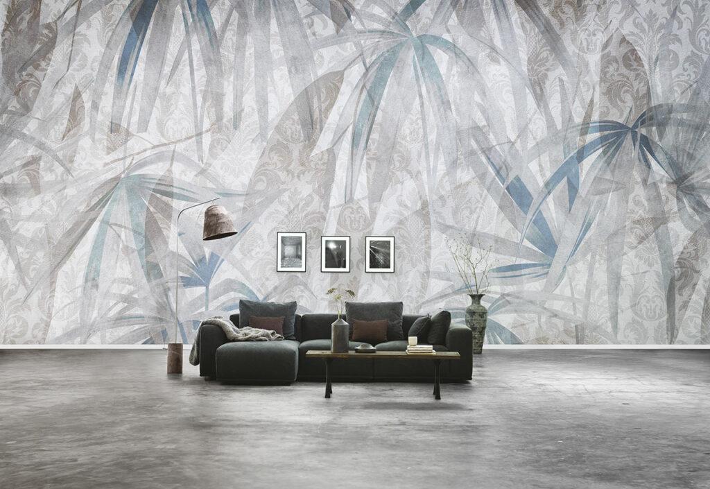 papier peint frosty