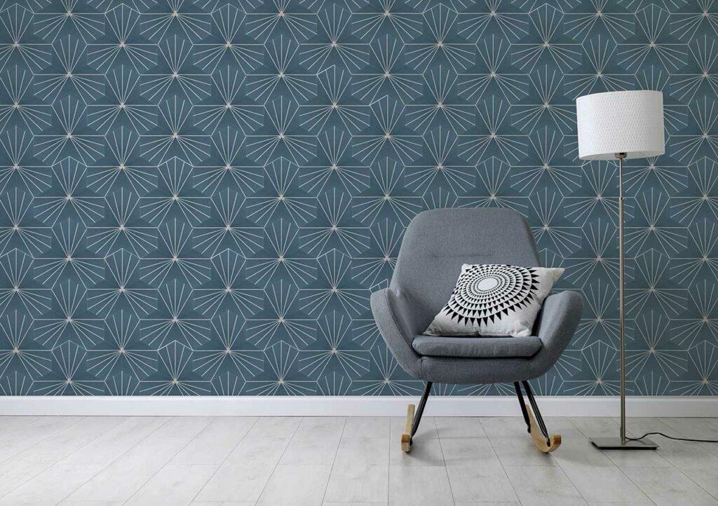 ciment hexagonaux
