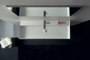 robinetterie sanitaire TEOREMA 2.0 AUTOPORTANTE